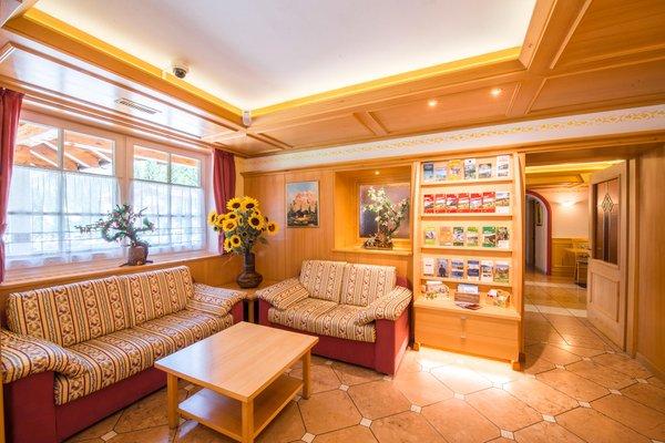 Le parti comuni Hotel Villa Rosella