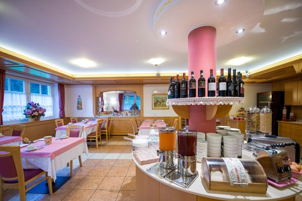 La colazione Villa Rosella - Hotel 3 stelle