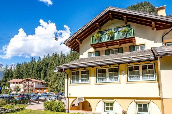 Foto esterno in estate Villa Rosella
