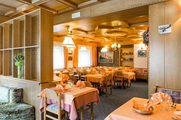 Il ristorante Canazei Denise