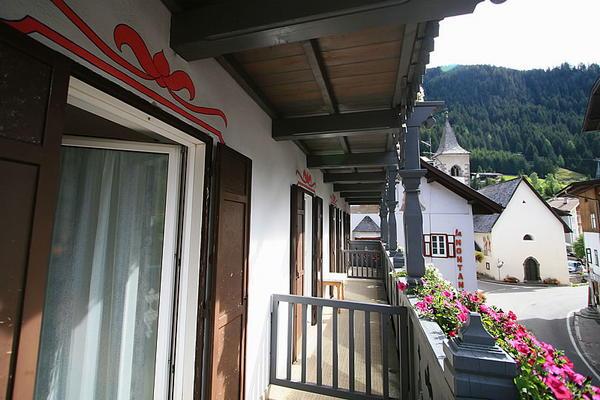 Foto del balcone Denise