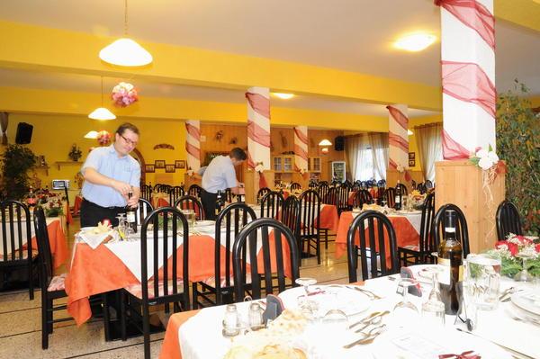 Il ristorante Alba di Canazei (Canazei) Madonna delle Vette