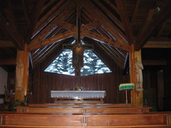 Le parti comuni Albergo Madonna delle Vette