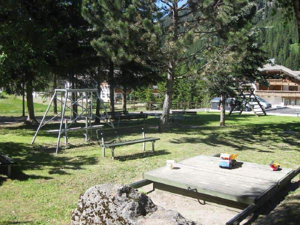 Foto del giardino Alba di Canazei (Canazei)