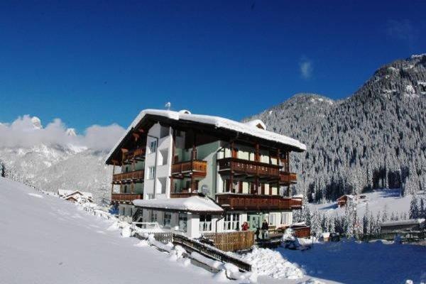 Foto invernale di presentazione Sassleng - Albergo 2 stelle