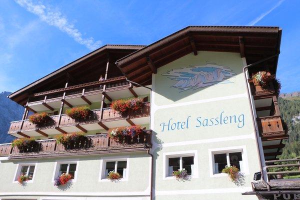 Foto esterno in estate Sassleng
