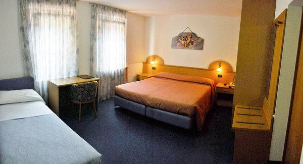 Foto della camera Albergo Villa Agomer