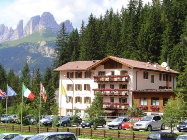 Foto estiva di presentazione Villa Agomer - Albergo 2 stelle