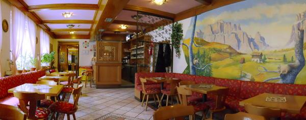 Foto del bar Albergo Villa Agomer