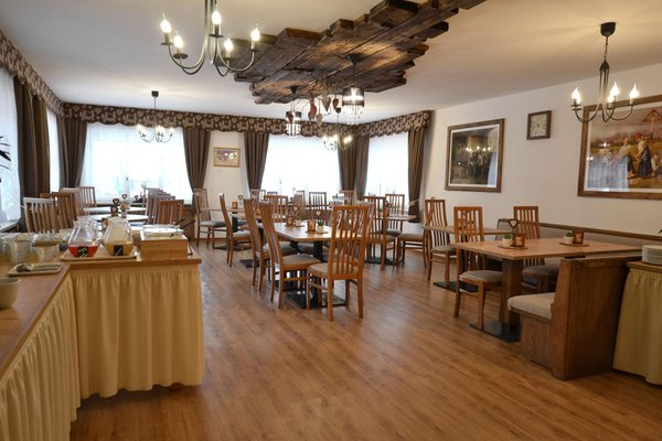 Il ristorante Alba di Canazei (Canazei) Majorka