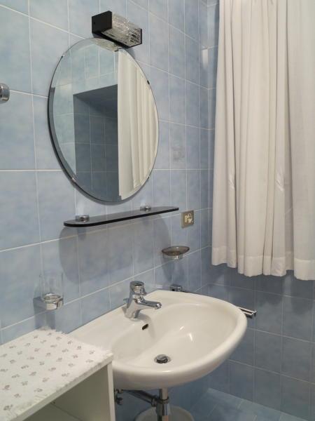 Foto del bagno Appartamenti Larjëi