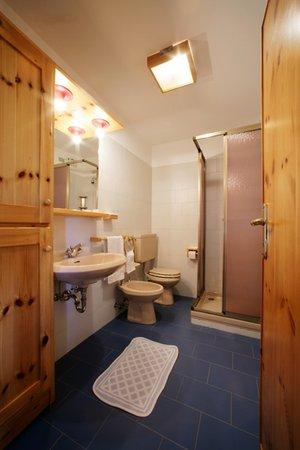 Foto del bagno Hotel + Residence Gonzaga
