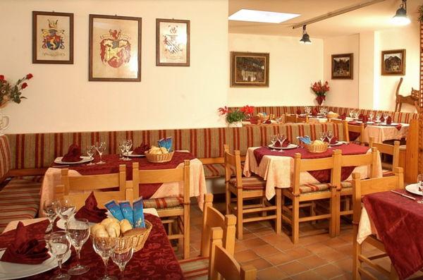 Il ristorante Passo Pordoi (Canazei) Gonzaga