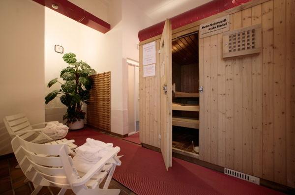 Foto della sauna Passo Pordoi