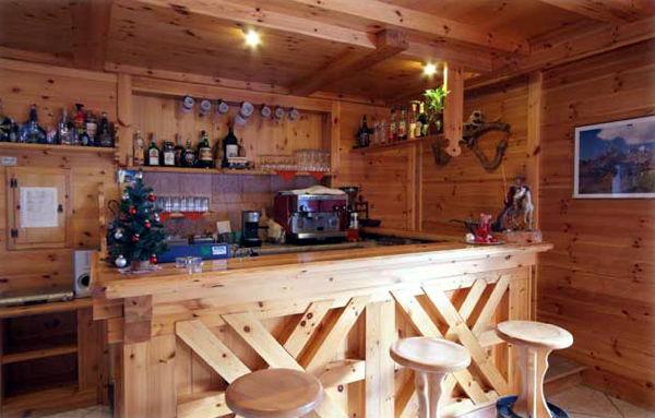 Foto del bar Garni (B&B) La Zondra