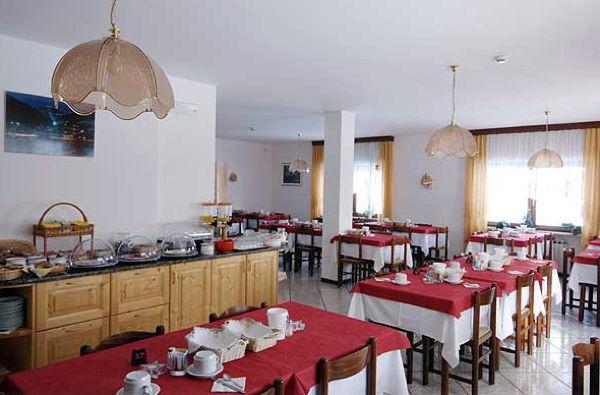 La colazione La Zondra - Garni (B&B) 3 stelle