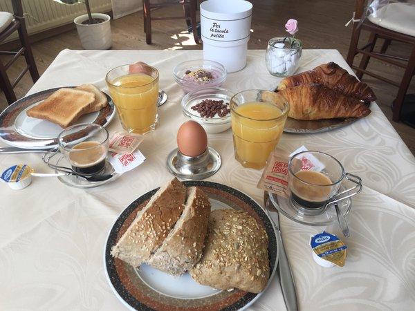 La colazione Serena - Garni (B&B) 1 stella
