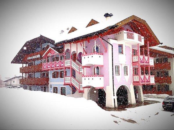 Foto invernale di presentazione Cèsa Planber - B&B + Appartamenti