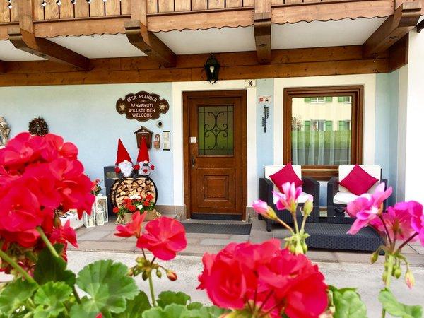 Foto esterno in estate Cèsa Planber
