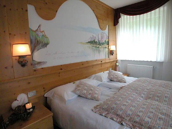 Foto della camera Rifugio-Hotel Monti Pallidi