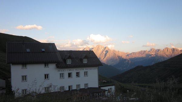 Foto esterno in estate Carlo Valentini