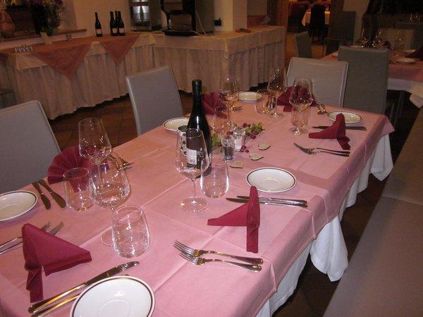 Il ristorante Passo Sella (Canazei) Carlo Valentini