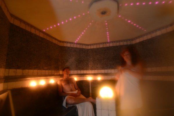 Foto della sauna Campitello di Fassa