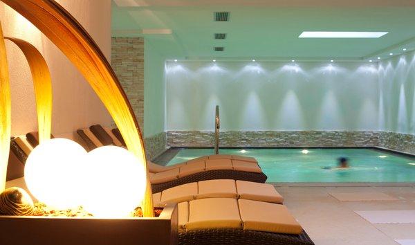 La piscina Medil Wellness & Family - Albergo 4 stelle