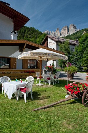 Photo of the garden Campitello di Fassa