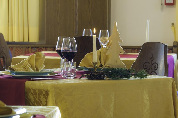The restaurant Campitello di Fassa Alaska Family & Wellness