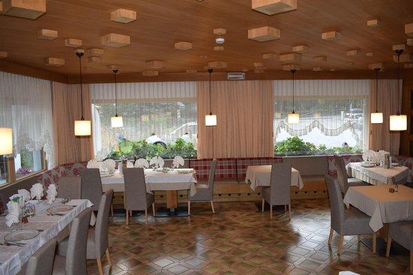 Il ristorante Campitello di Fassa Crepes de Sela