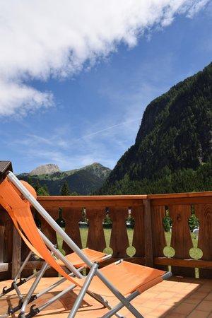 Foto del balcone Crepes de Sela