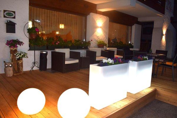 Die Gemeinschaftsräume Hotel Crepes de Sela