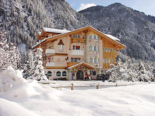 Foto invernale di presentazione Alpenhotel Panorama - Hotel 3 stelle sup.