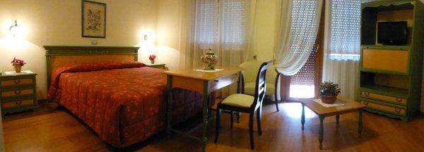 Foto della camera Park Hotel Fedora