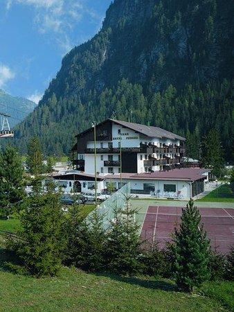Foto estiva di presentazione Park Hotel Fedora - Hotel 3 stelle