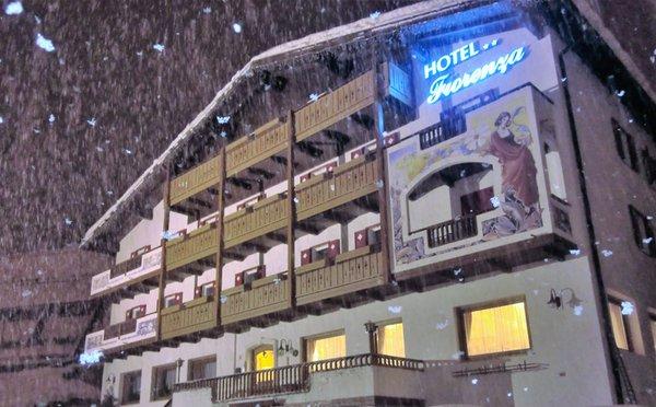 Foto invernale di presentazione Fiorenza - Albergo 2 stelle