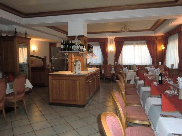 Il ristorante Campitello di Fassa Fiorenza