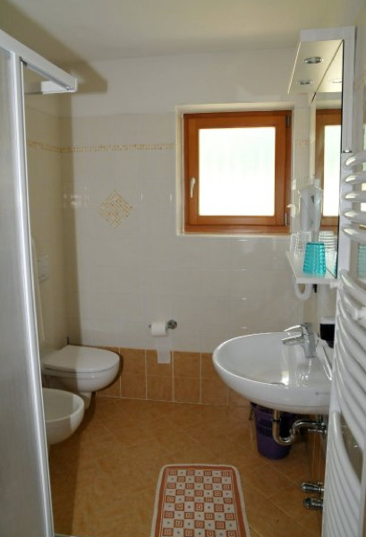 Photo of the bathroom Hotel Ciamol