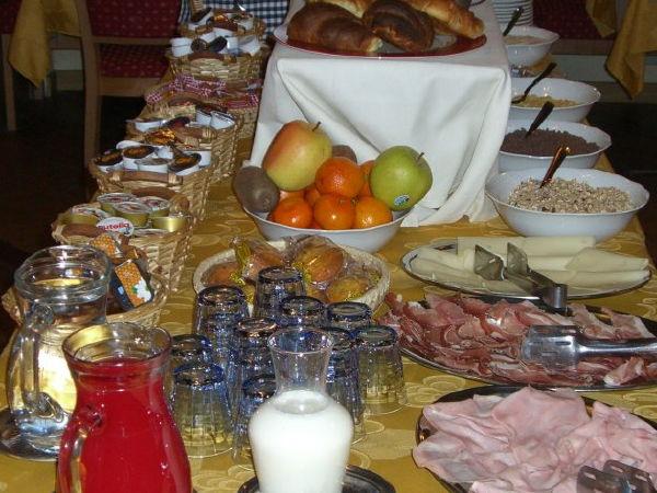 La colazione Val Udai - Albergo 1 stella