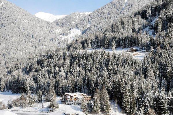 Foto invernale di presentazione Terme Antico Bagno - Hotel 4 stelle
