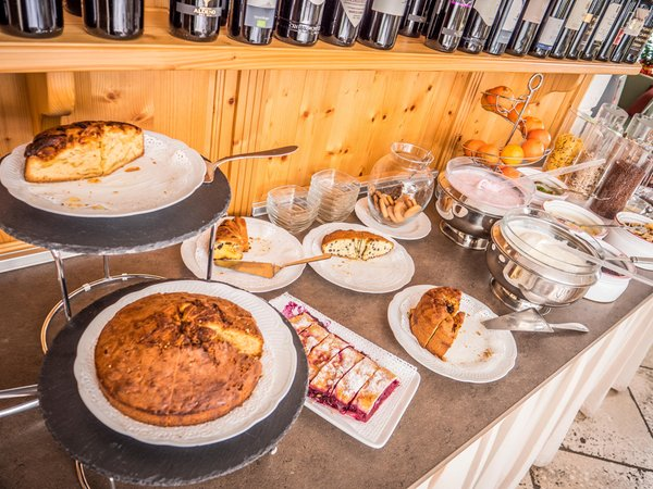 La colazione Arnika Dolomiti Move Hotel