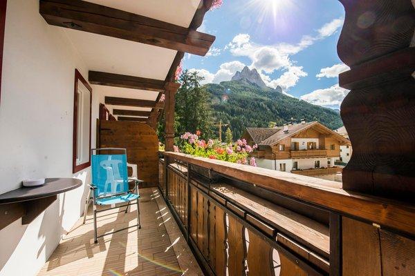 Foto del balcone Arnika Dolomiti Move Hotel