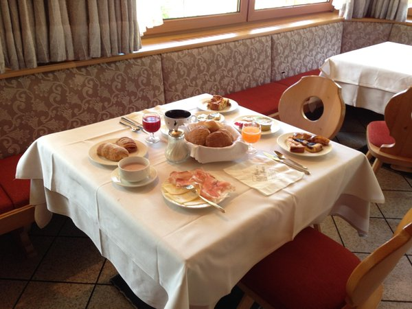 Das Frühstück Hotel El Paster