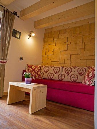 Der Wohnraum Hotel El Paster