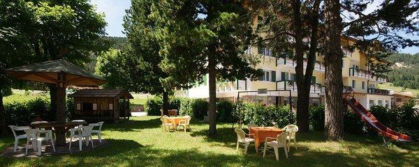 Foto del giardino Pozza di Fassa