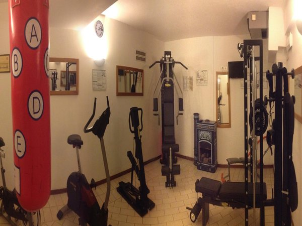 Photo of the fitness area Park Hotel Mater Dei