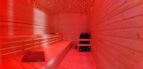 Photo of the sauna Pozza di Fassa