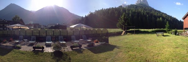 Photo of the garden Pozza di Fassa