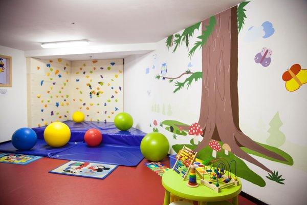Das Kinderspielzimmer Alpine Touring Hotel